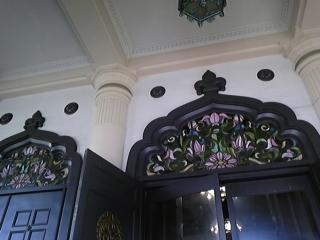 本願寺ステンドグラス