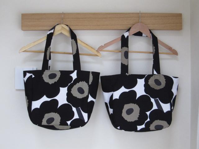 marimekko の手作りバッグ 作り方 その1。。。 | Ducks Home : 【無料の ...
