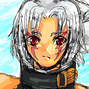 .hack//Rootsのハセヲ