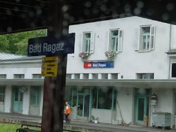 バート・ラガーツの駅