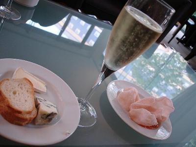 カクテルタイム シャンパン