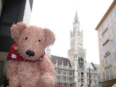 ミュンヘン市庁舎