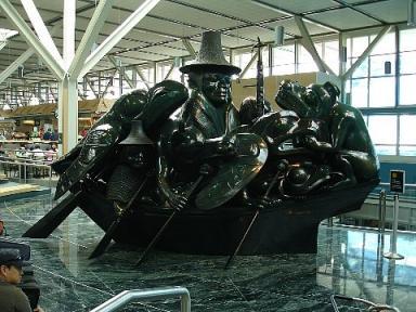 バンクーバー空港2