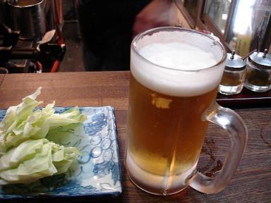 とりかわ ビール