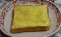 我が家のカヤ・トースト?