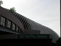 エスプラネードの屋根