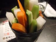 ゑちぜん屋 生野菜