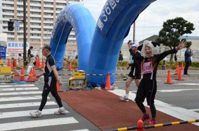 2011横須賀シーサイドマラソン完走
