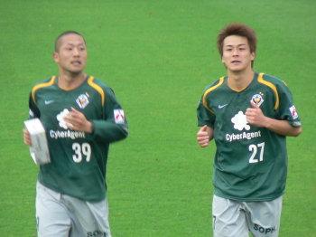 斎藤と青葉