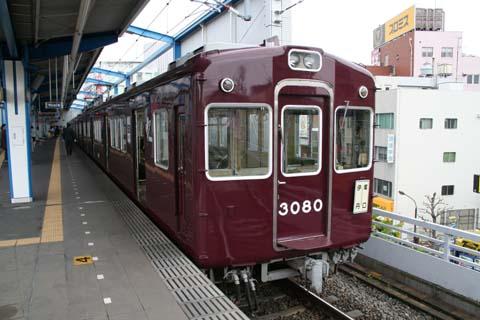 阪急伊丹線・伊丹駅(2007年4月22日)