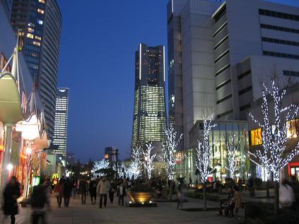 クリスマスin横浜