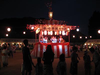 木崎音頭祭り