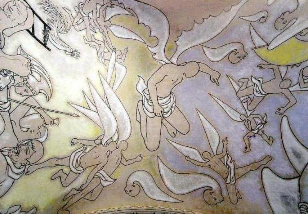 コクトー サンピエール壁画