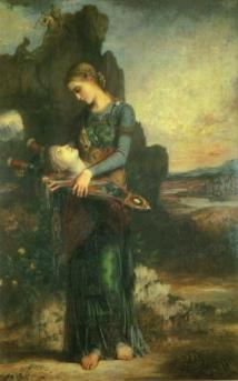 オルフェウスとトラキアの娘
