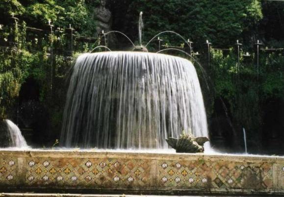 エステ噴水