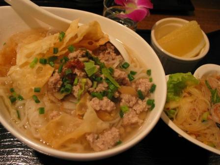キーマオキッチン麺