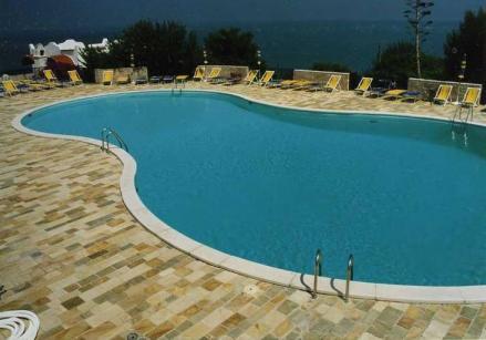 hotel zagare pool