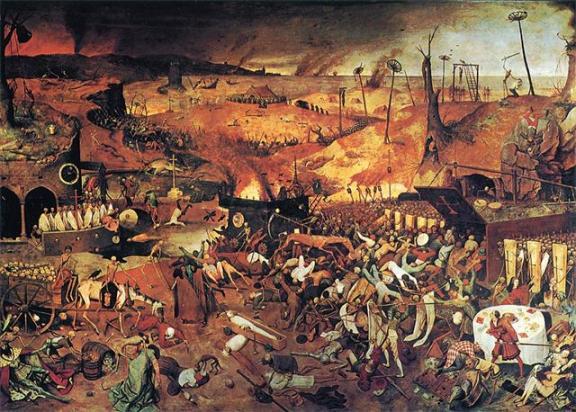 死の勝利 ブリューゲル