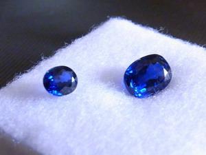 サファイヤとカイヤナイト