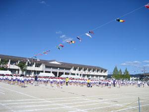 運動会2010