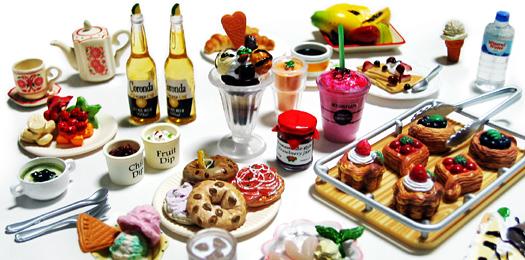 ぷちサンプルコレクション。ましゅまりの食玩キノコ大好きブログへようこそ。