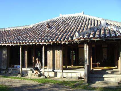 やいま村の家