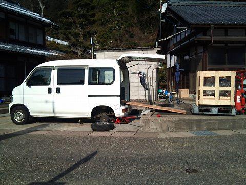 2012.01中旬 002(エンジン載せ2)