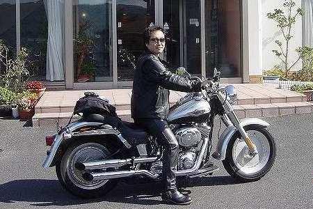 2009.10.11~12 『京福友の会』ツーリング 004(HDファットボーイ)