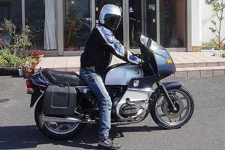 2009.10.11~12 『京福友の会』ツーリング 005(BMW1100RS)
