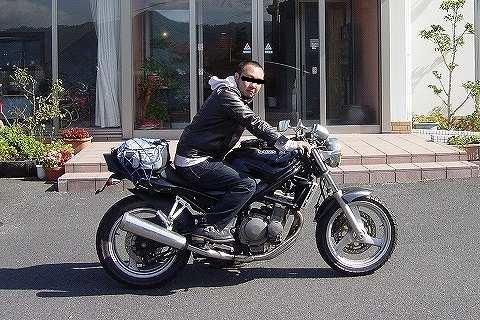 2009.10.11~12 『京福友の会』ツーリング 007(SUZUKIバンディッド250)
