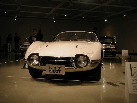 2010.3.21 『疾走する日本車』 at 福井県立美術館 001(トヨ2オープン F)