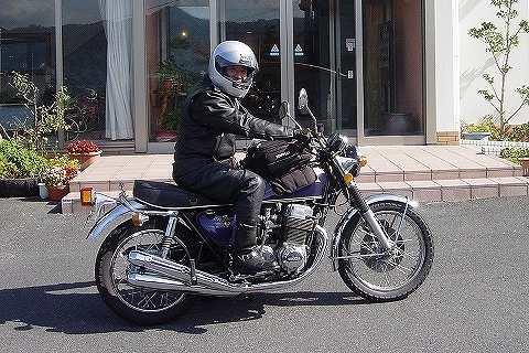 2009.10.11~12 『京福友の会』ツーリング 009(HONDA CB750FOUR(K2))