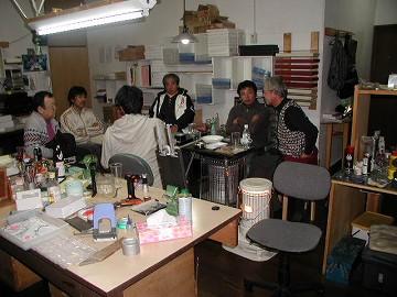 2009.12.12 ローカルホンダツインカム忘年会in福井 016(2次会)