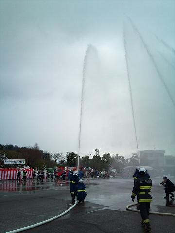 2012.01の画像01.07消防出初式