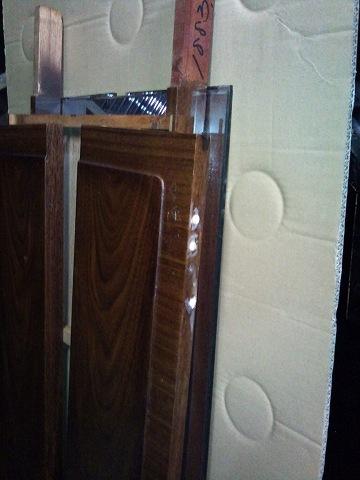 2012.01の画像01.12鏡台修理(鏡板の側面)