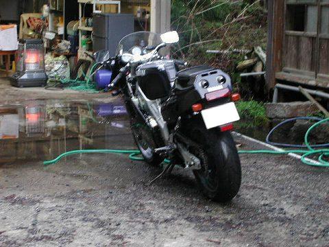 2010.3.16 久々の洗車? 002(3MA後方から)