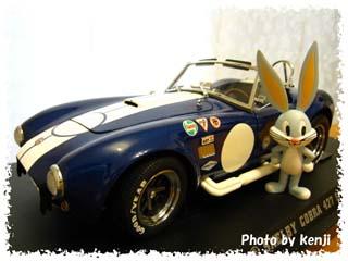 コブラ+Bugs Bunny