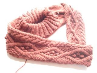 ヨーロッパの手編み96