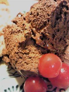 なんちゃってチョコクリーム