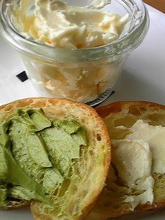 練乳バター