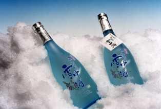 飛騨かわい雪中酒