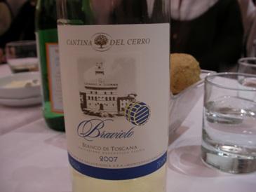 ミラノ夕食ワイン
