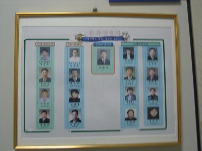 職員の写真