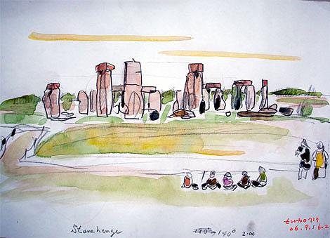 Stonehenge-north