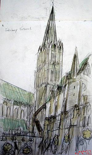 Salisbury Cathedral_1