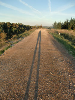 Hospital long shadow,Spain