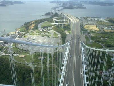 タワー上からの眺め 本州側.jpg