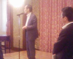 2008 7月 知事と