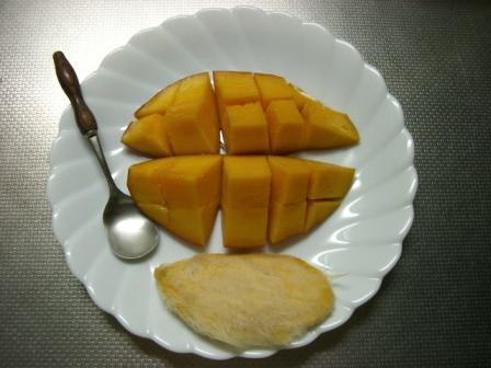 メキシコ産マンゴー