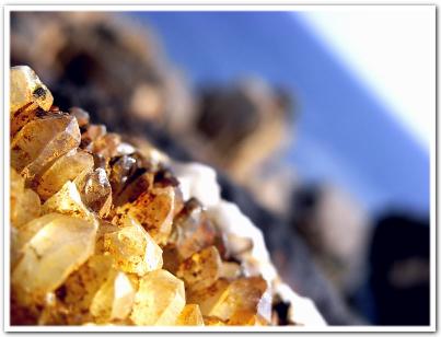 屋久島水晶